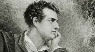 Image result for lord byron
