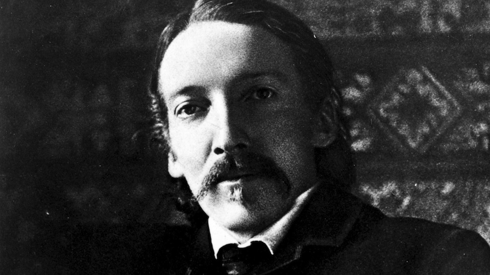 robert louis stevenson research paper